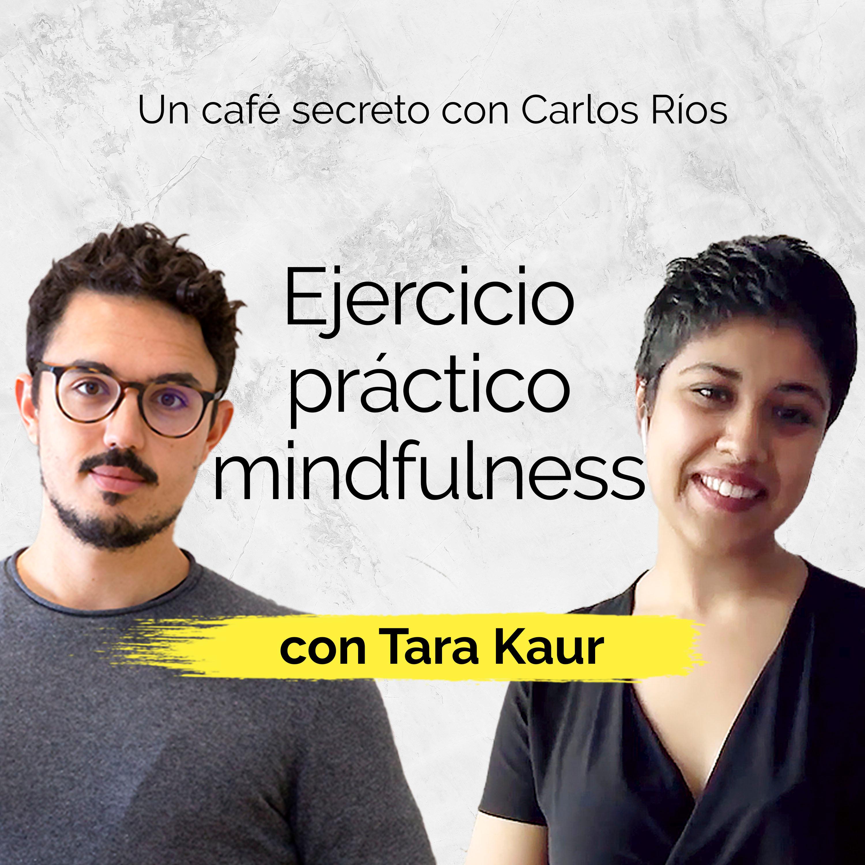 Ejercicio práctico de mindfulness