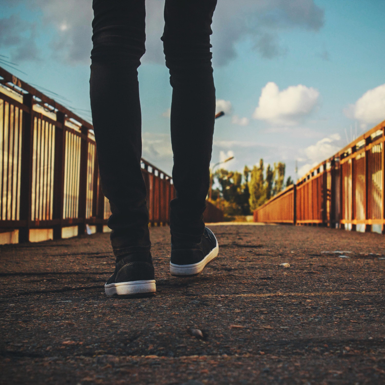 Just Walk Away!