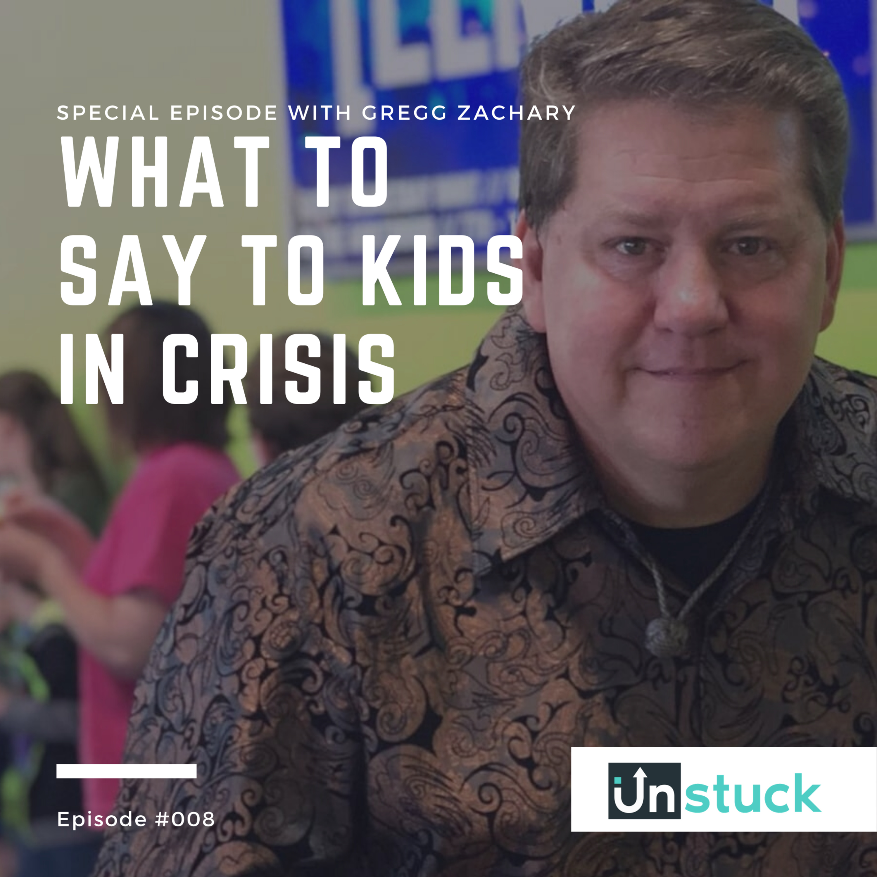 What Say To Kids In Crisis