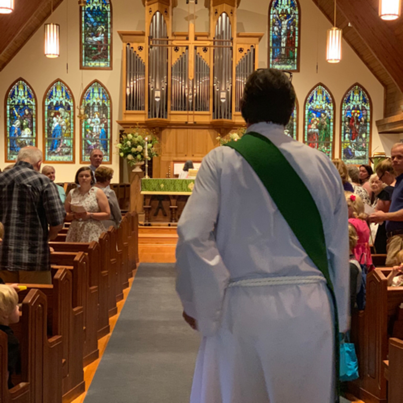 Waiting (A Sermon for Proper 14C 2019)