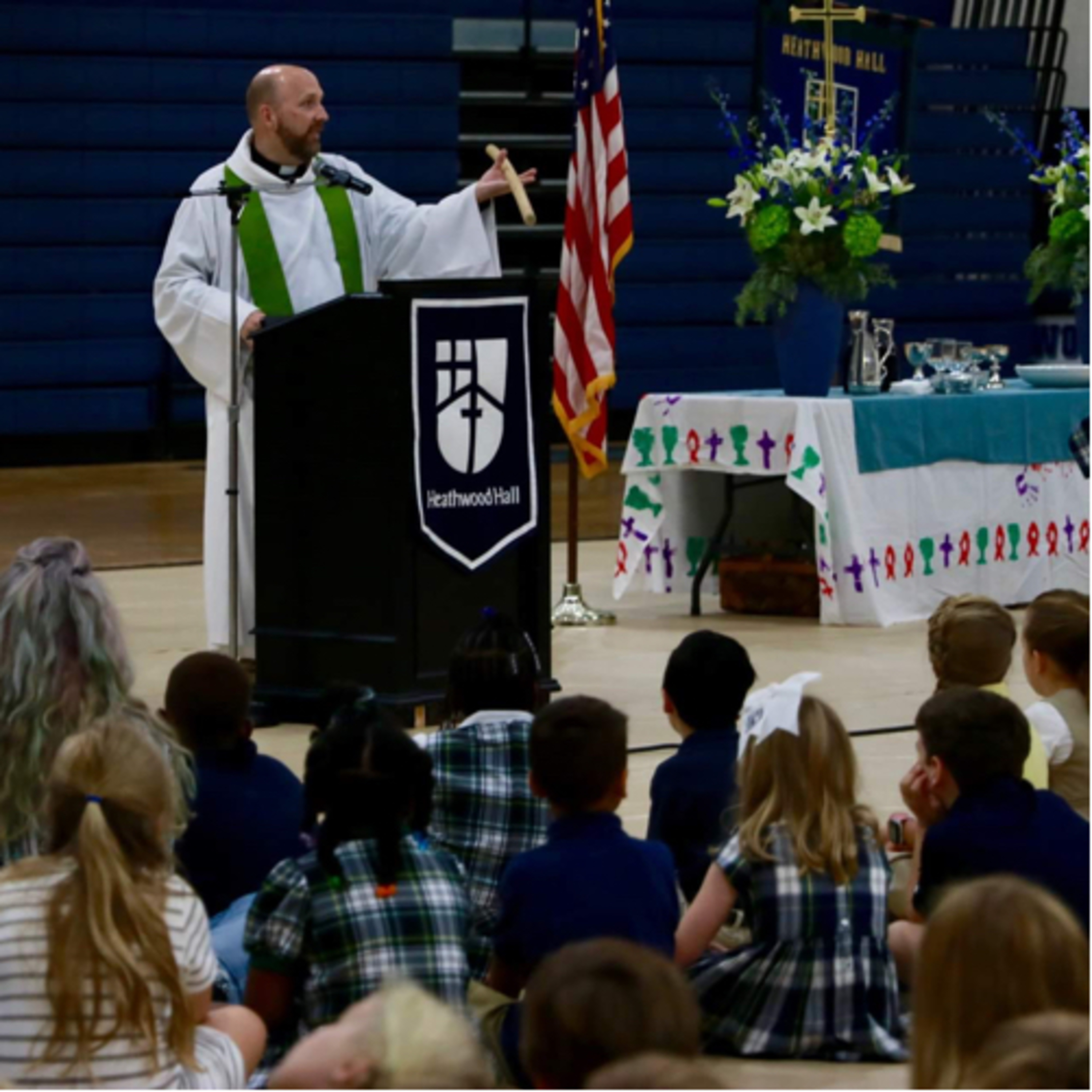 We Are In This Together (a sermon for Heathwood Haol's Convocation)