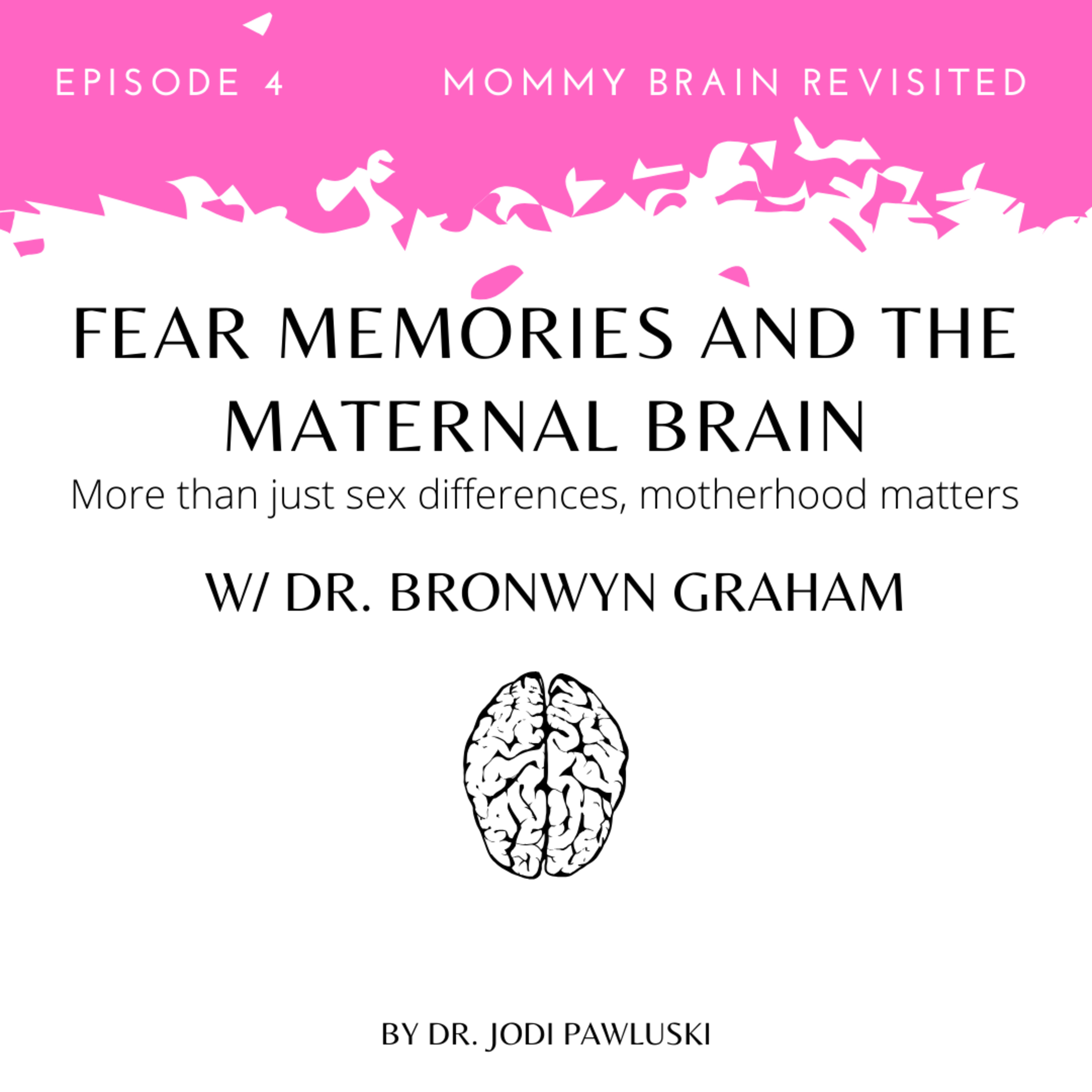 4. Fear Memories and the Maternal Brain: More than just sex differences, motherhood matters.