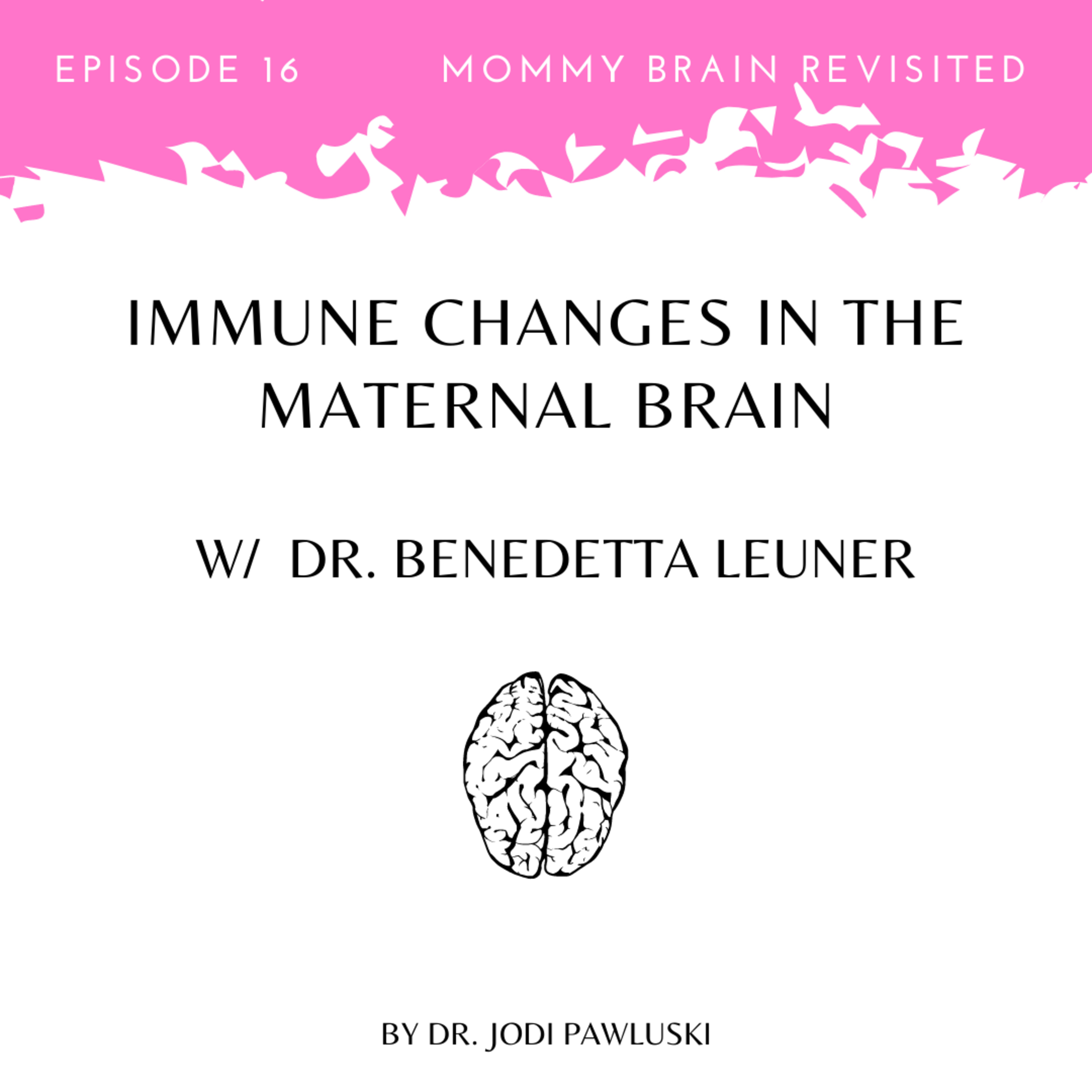 Immune Changes in the Maternal Brain