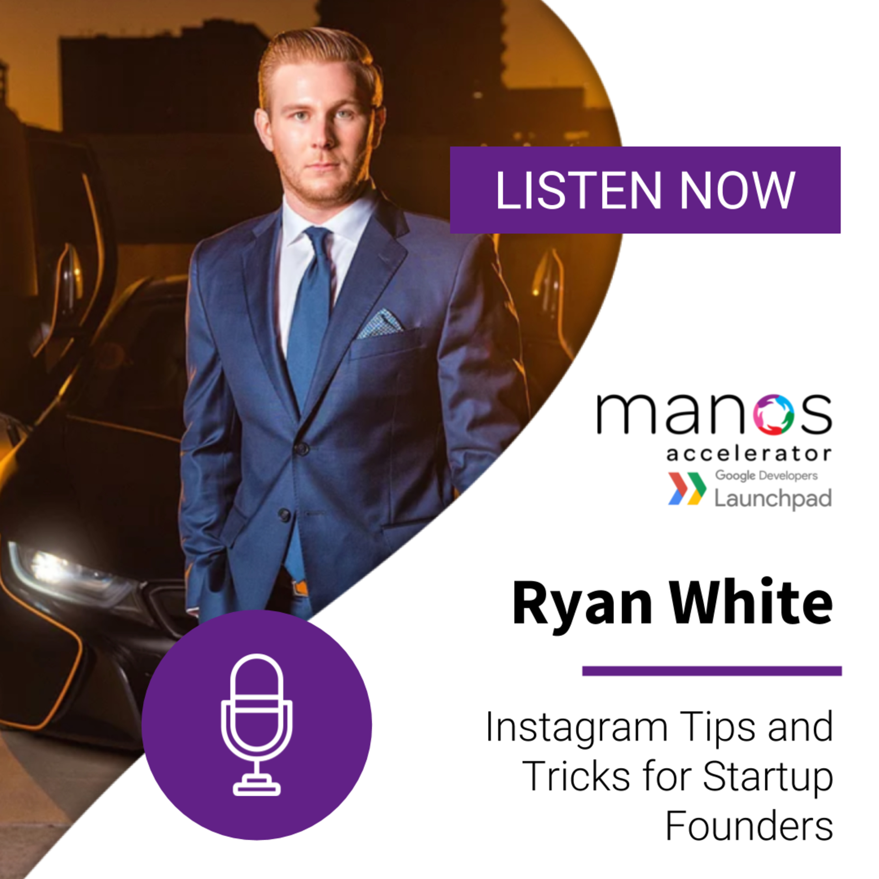 Instagram Tips and Tricks for Startup Founders - Ryan White
