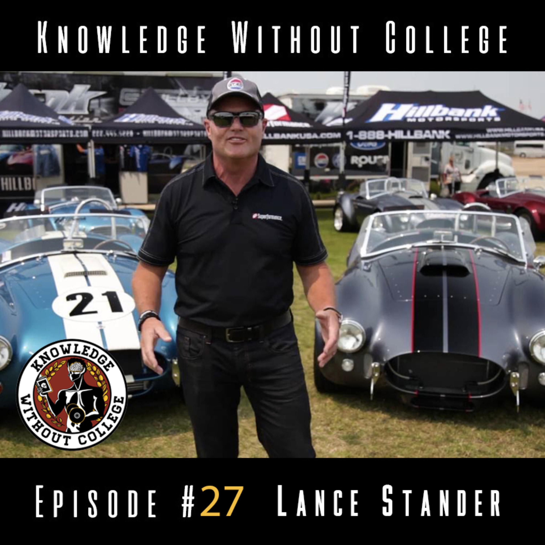 KWC #027 Lance Stander