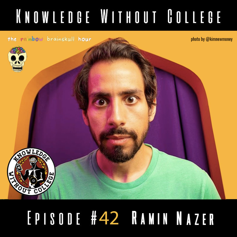KWC #042 Ramin Nazer
