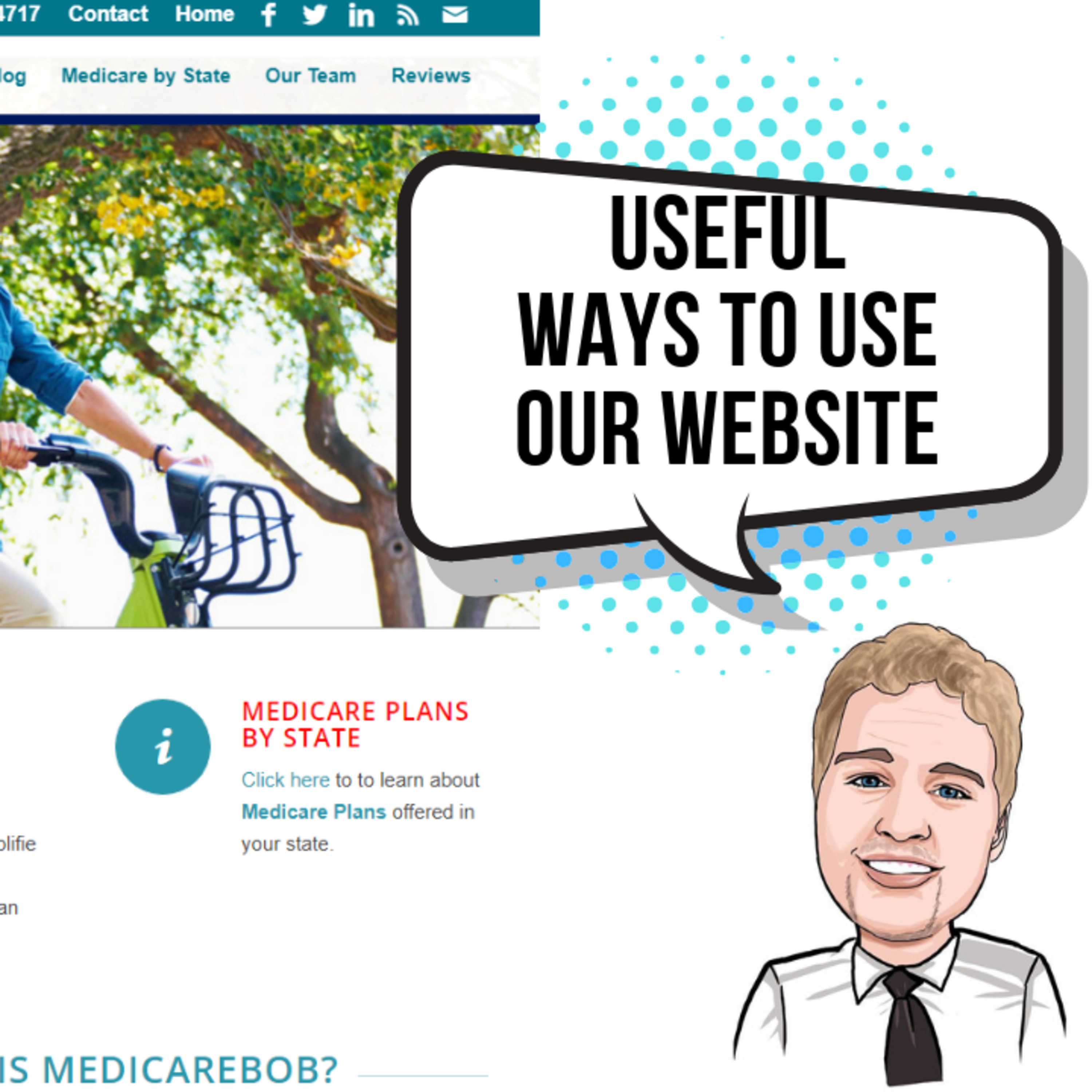 Medicare Help - Senior Healthcare Direct: How to Use our Website