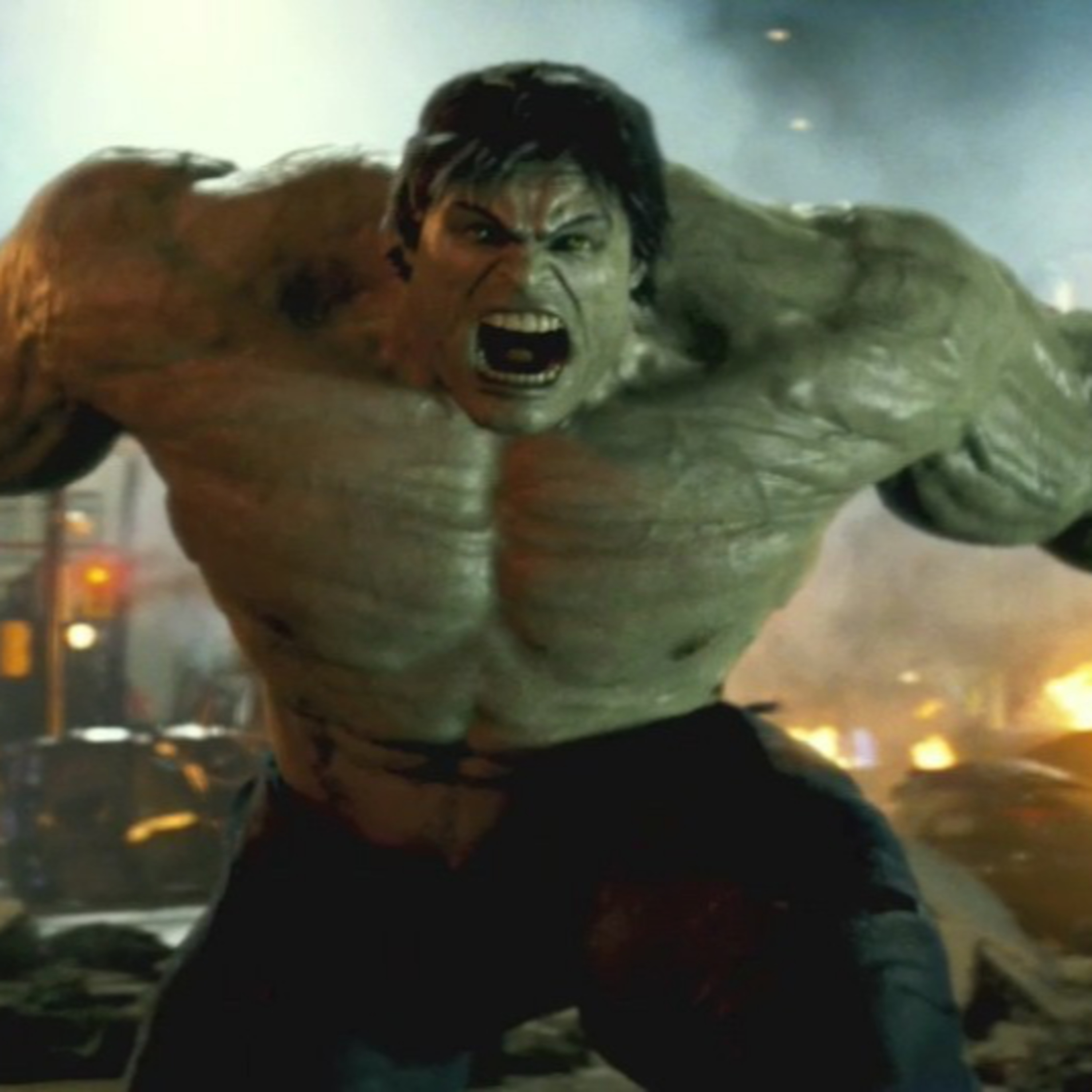Avengers: Countdown to the Endgame - Day Four: The Incredible Hulk
