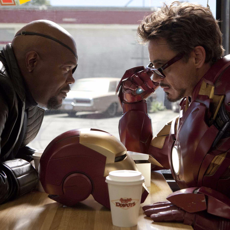 Avengers: Countdown to the Endgame - Day Five: Iron Man 2