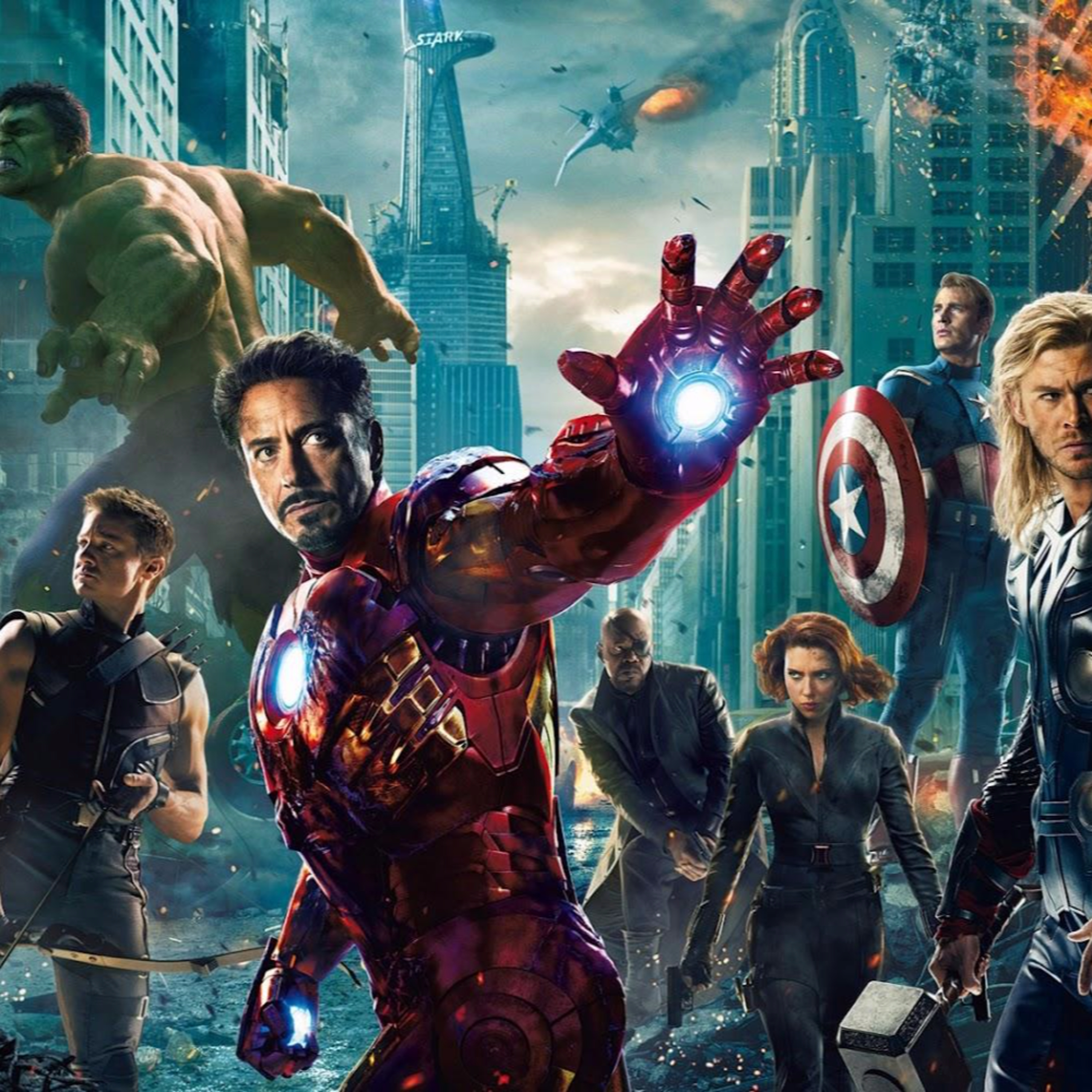 Avengers: Countdown to the Endgame - Day Seven: The Avengers