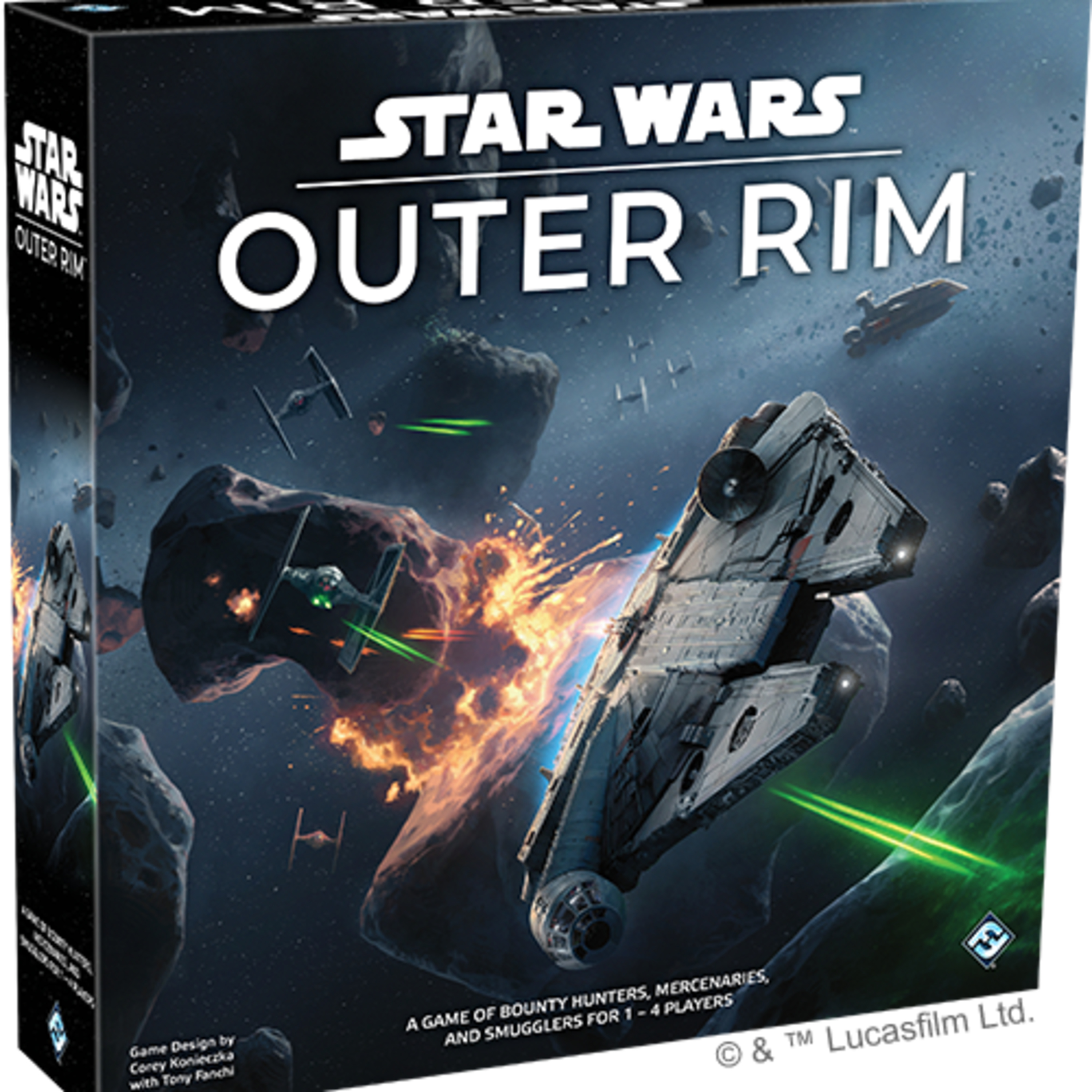 Episode 37 - Star Wars Outer Rim Review