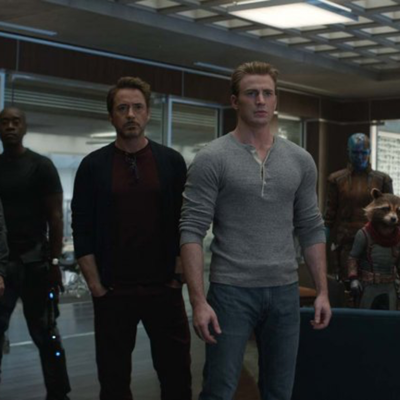 Avengers: Countdown to the Endgame - Day Twenty-Two: Avengers: Endgame
