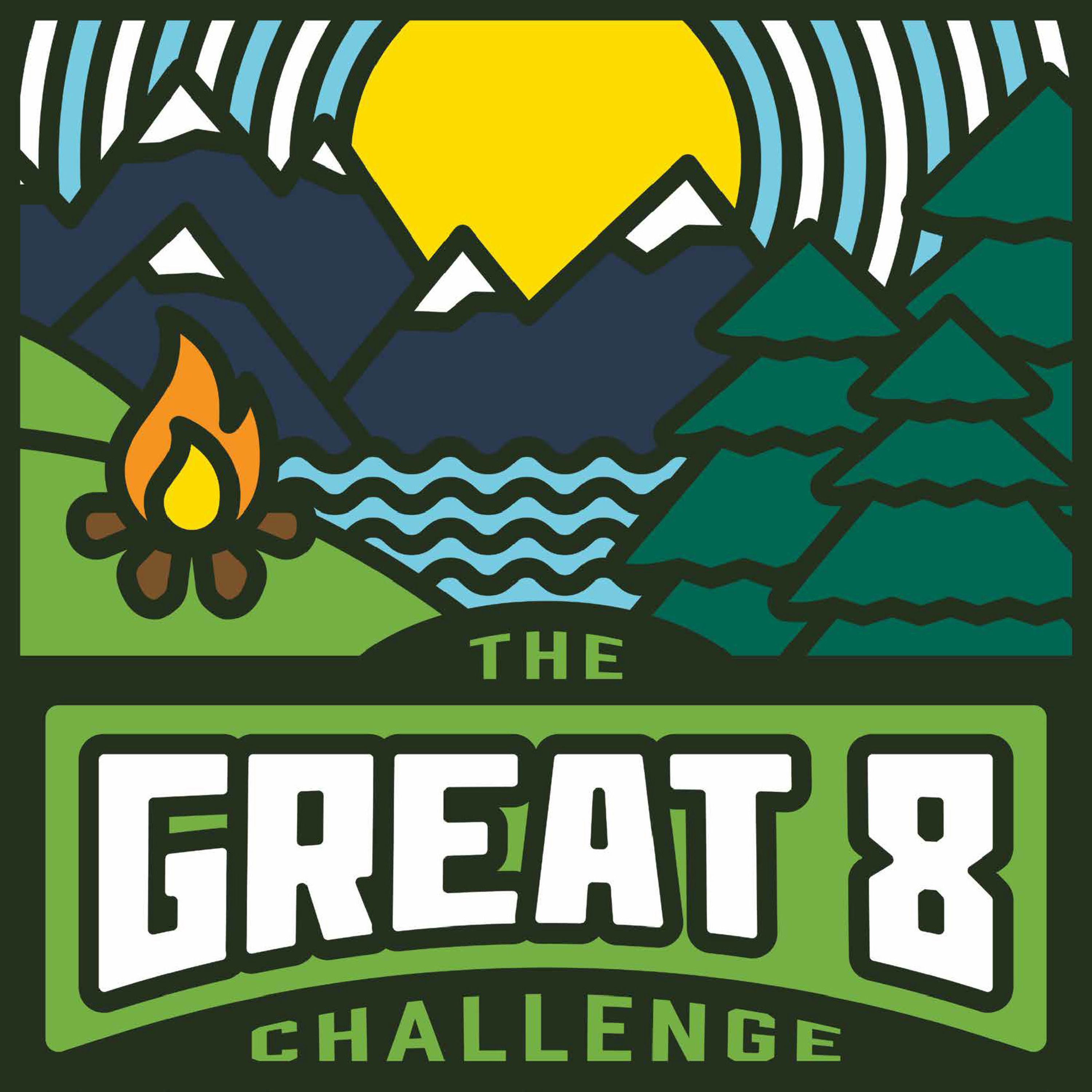 The Great 8 Challenge
