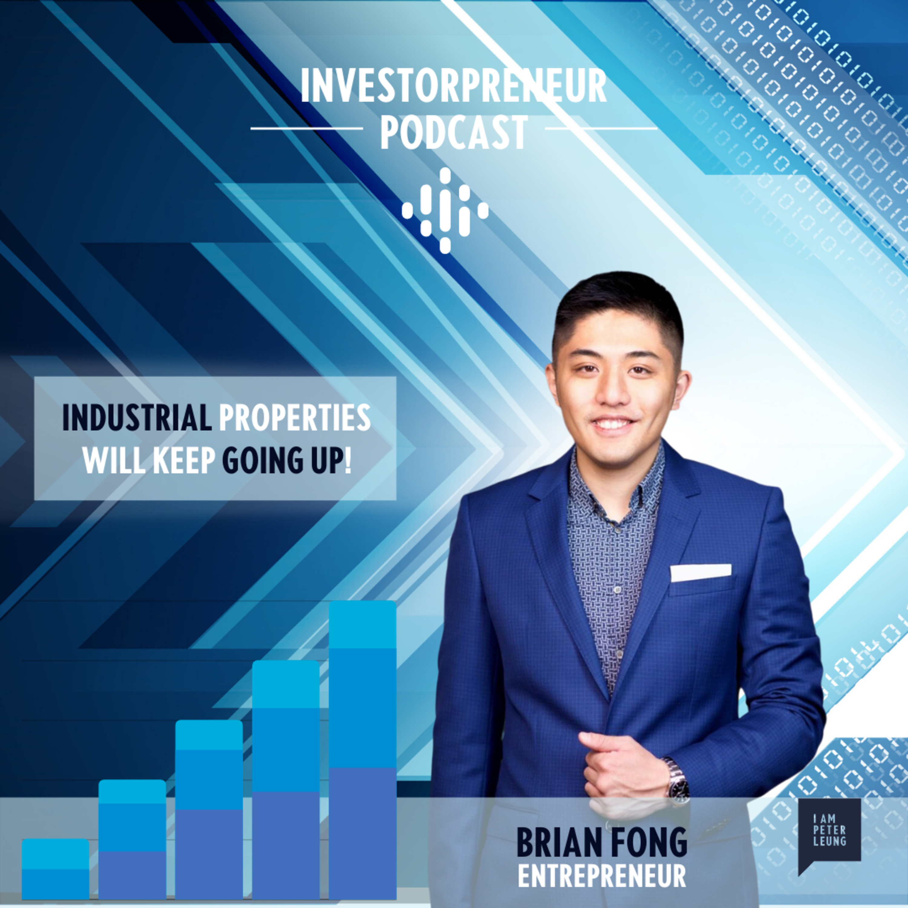 Industrial Properties are going up! with Brian Fong