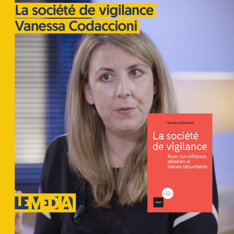 Osap   La société de vigilance   Vanessa Codaccioni