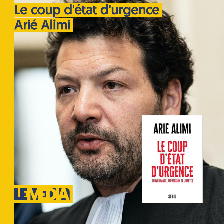 Osap   Le coup d'état d'urgence   Arié Alimi