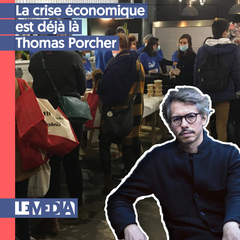 Instéco | La crise économique est déjà là | Thomas Porcher