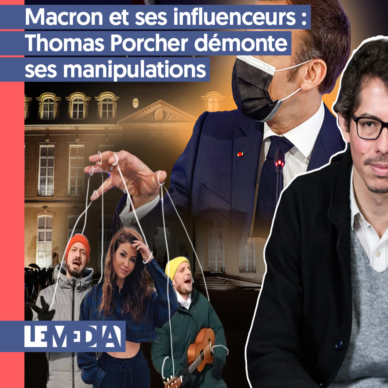Instéco | Macron et ses influenceurs : Thomas Porcher démonte ses manipulations