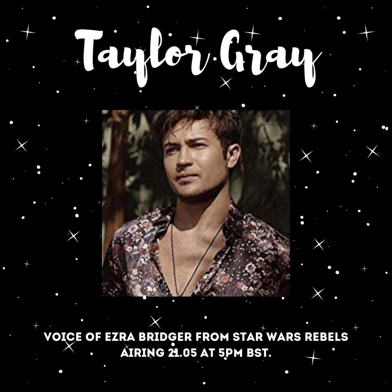 Taylor Gray