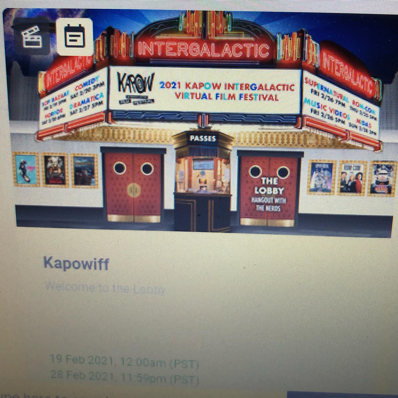 Twin Peaks and KaPowIFF.com Day!