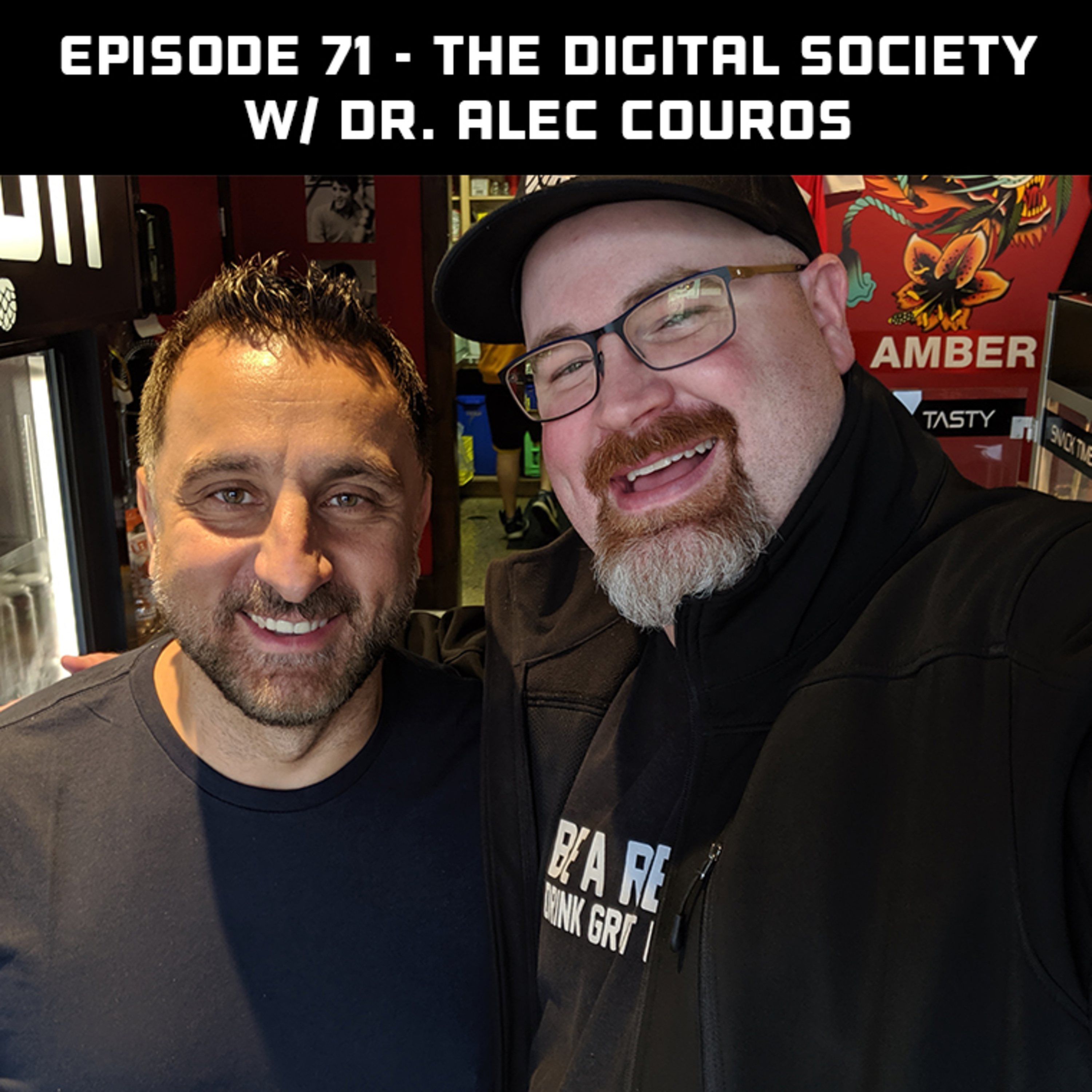 The Digital Society w/ Dr. Alec Couros