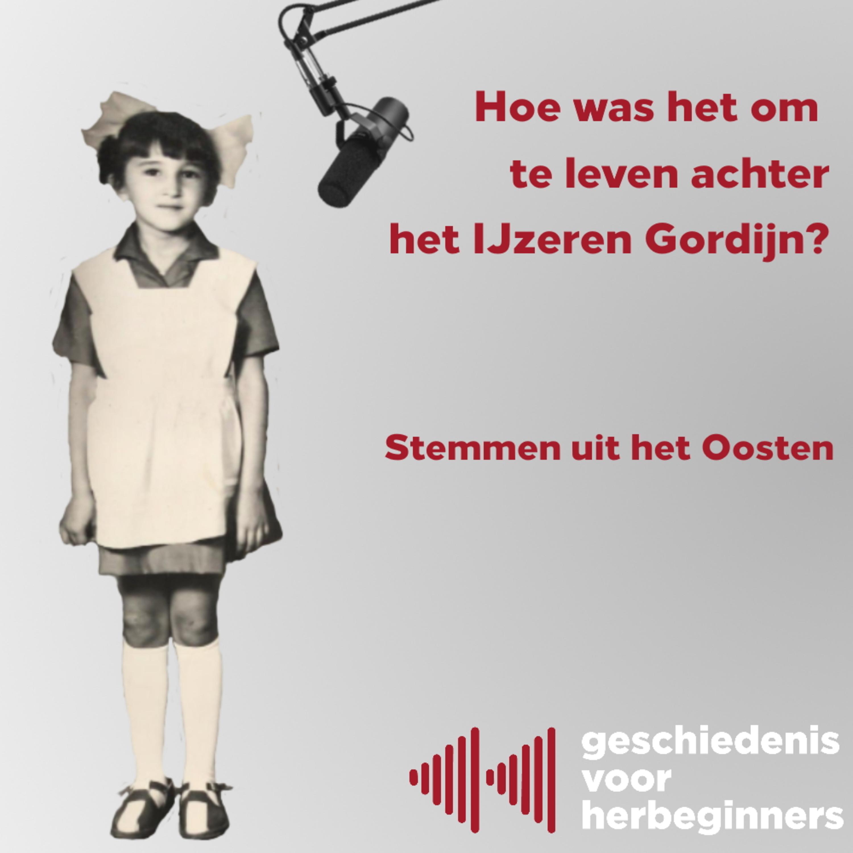 6.15 - Hoe was het om te leven achter het IJzeren Gordijn? Stemmen uit het Oosten (Koude Oorlog 15/17)