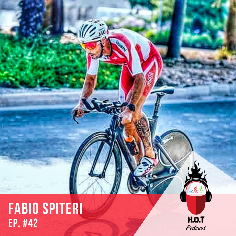 Ep. #42: Fabio Spiteri | Ultra-endurance Triathlete from Malta on His Road to a Deca-Ironman