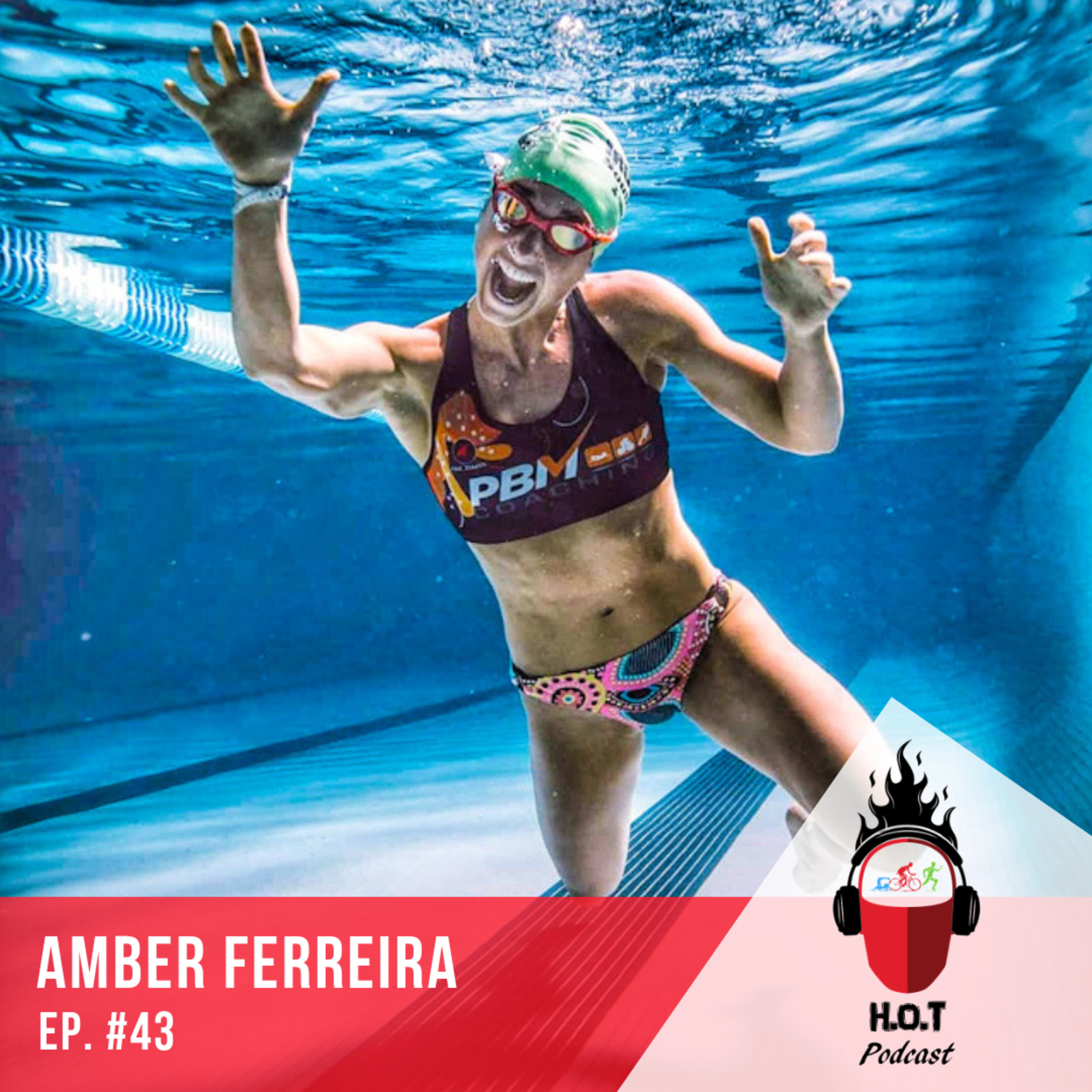 Ep. #43: Amber Ferreira | Race for the Love of Racing; Sport is Way More Than Just Winning & Losing