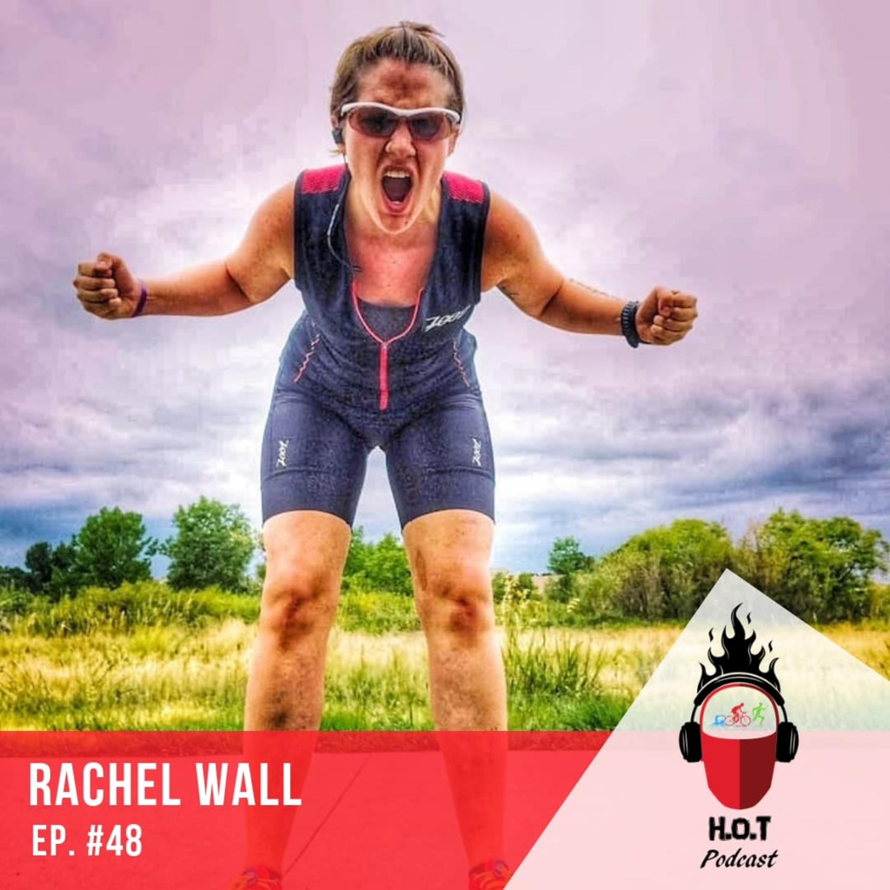 Ep. #48: Rachel Wall - A Hereditary Angioedema Warrior's Journey to Becoming Comfortable in Her Own Skin