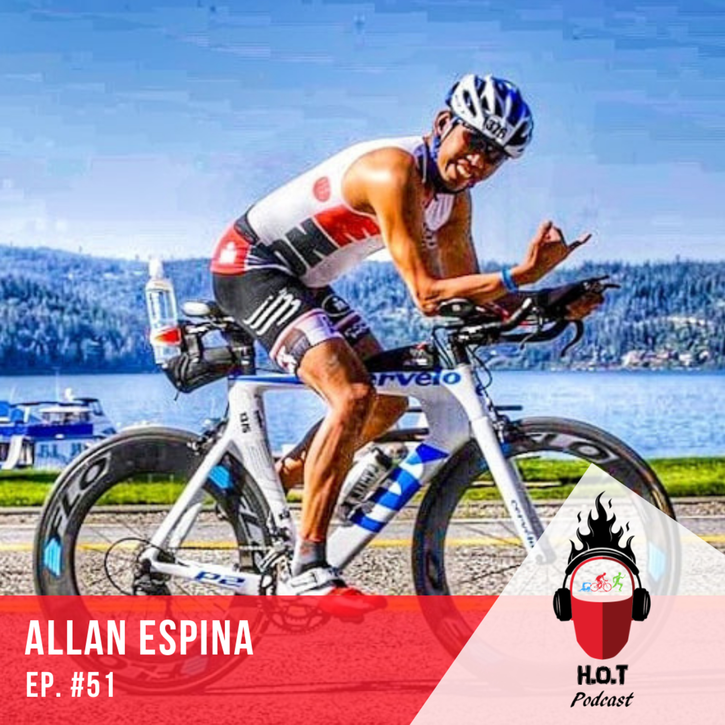 Ep. #51: Allan Espina | Don't Let Others Define Who You Are #SayNoToBullying