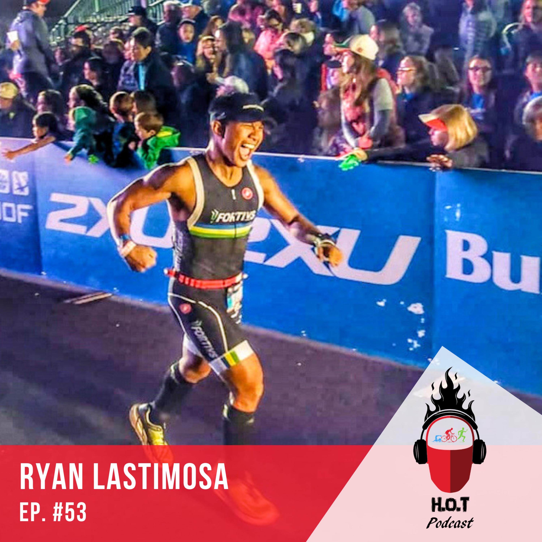 Ep. #53: Ryan Lastimosa | 3D Artist/Game Developer, 11x Ironman Finisher on the Road to Kona, Ultrarunner & Martial Artist
