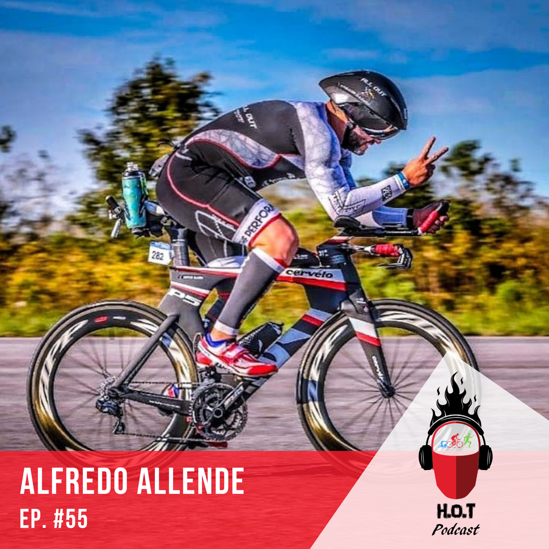 Ep. #55: Alfredo Allende | Battling Rheumatoid Arthritis (RA) & Living Everyday as if there's No Tomorrow