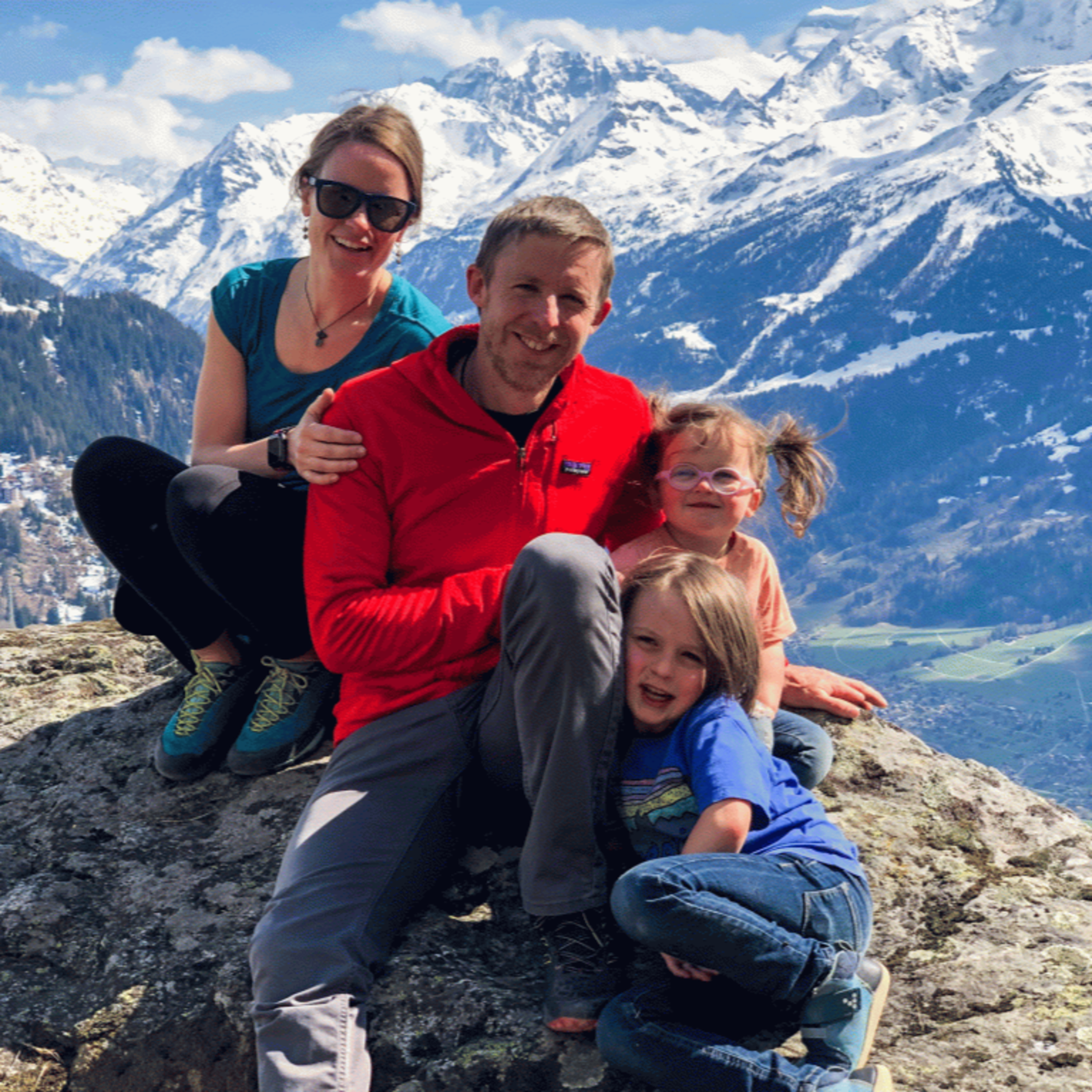 Parenthood, climbing and activism with Tommy Caldwell: Episode 14