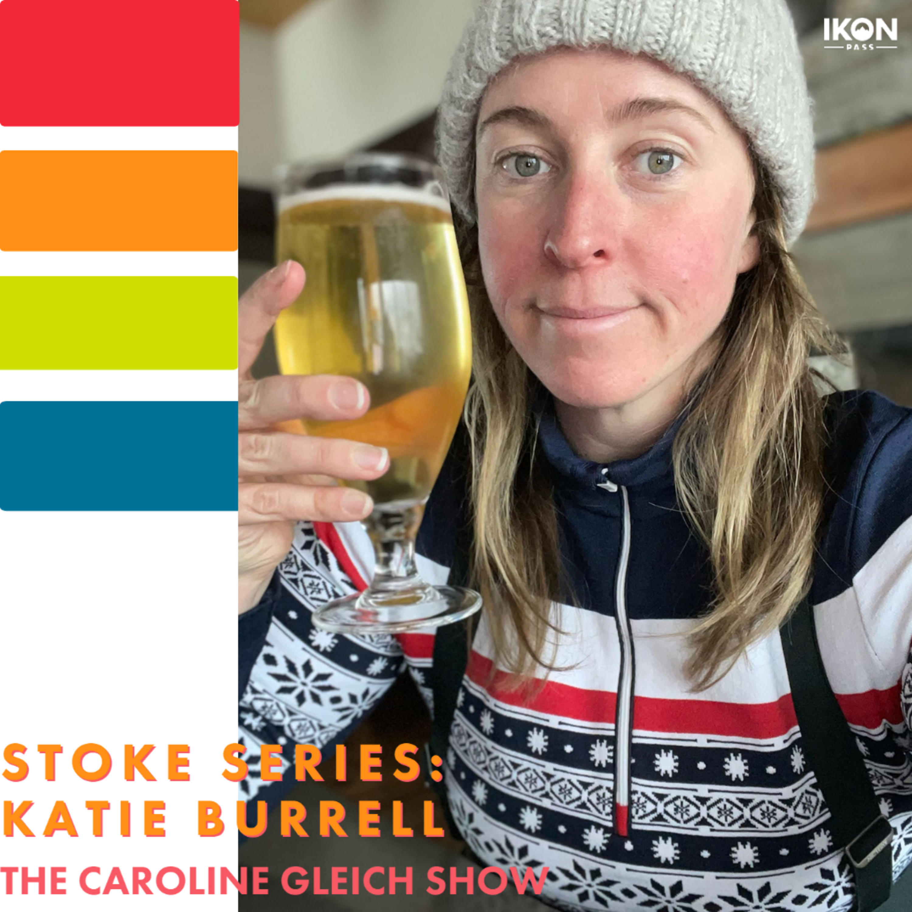 Stoke Series: Bringing Comedy to Skiing with Katie Burrell
