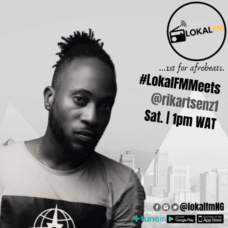 #LokalFMMeets... @RikArtsenz
