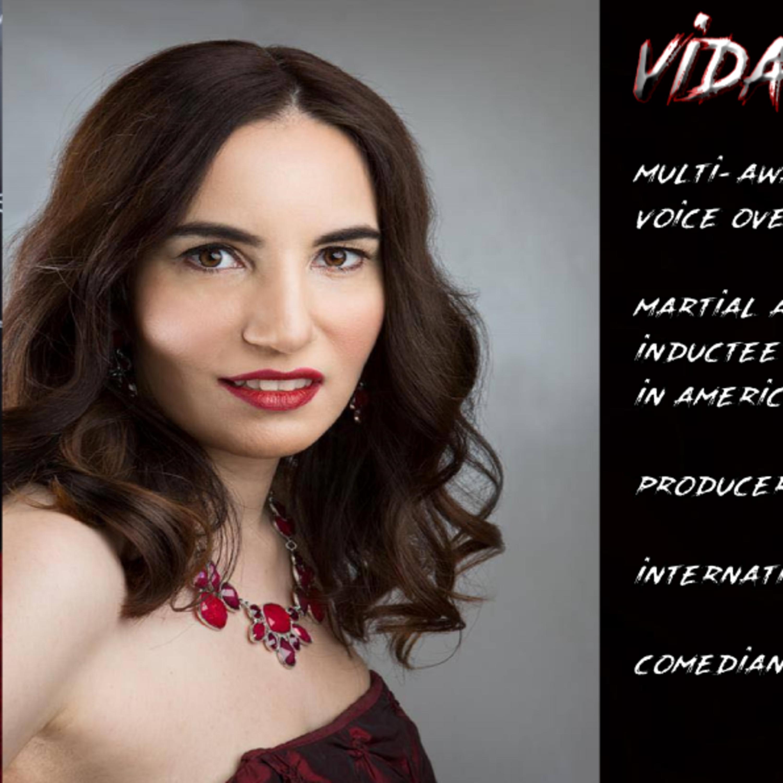 Exclusive Interview with Vida Ghaffari