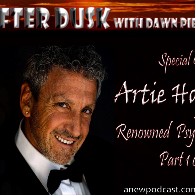 Special Guest Artie Hoffman Renowned Psychic Medium Part 1 of 3