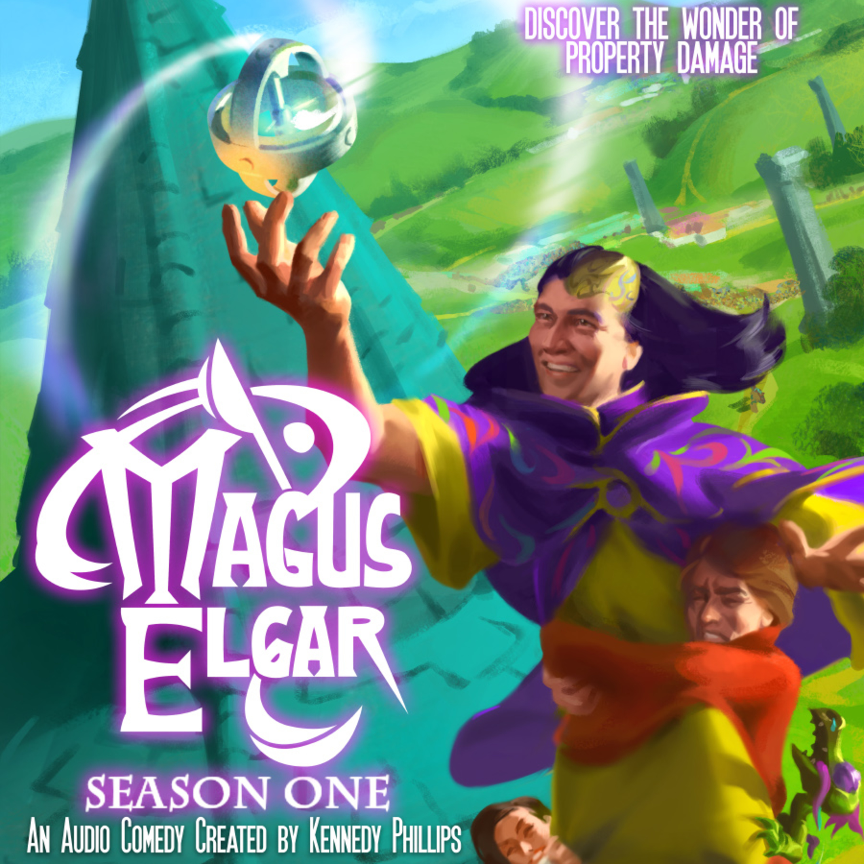 Magus Elgar Episode 1: The Mirror Cauldron