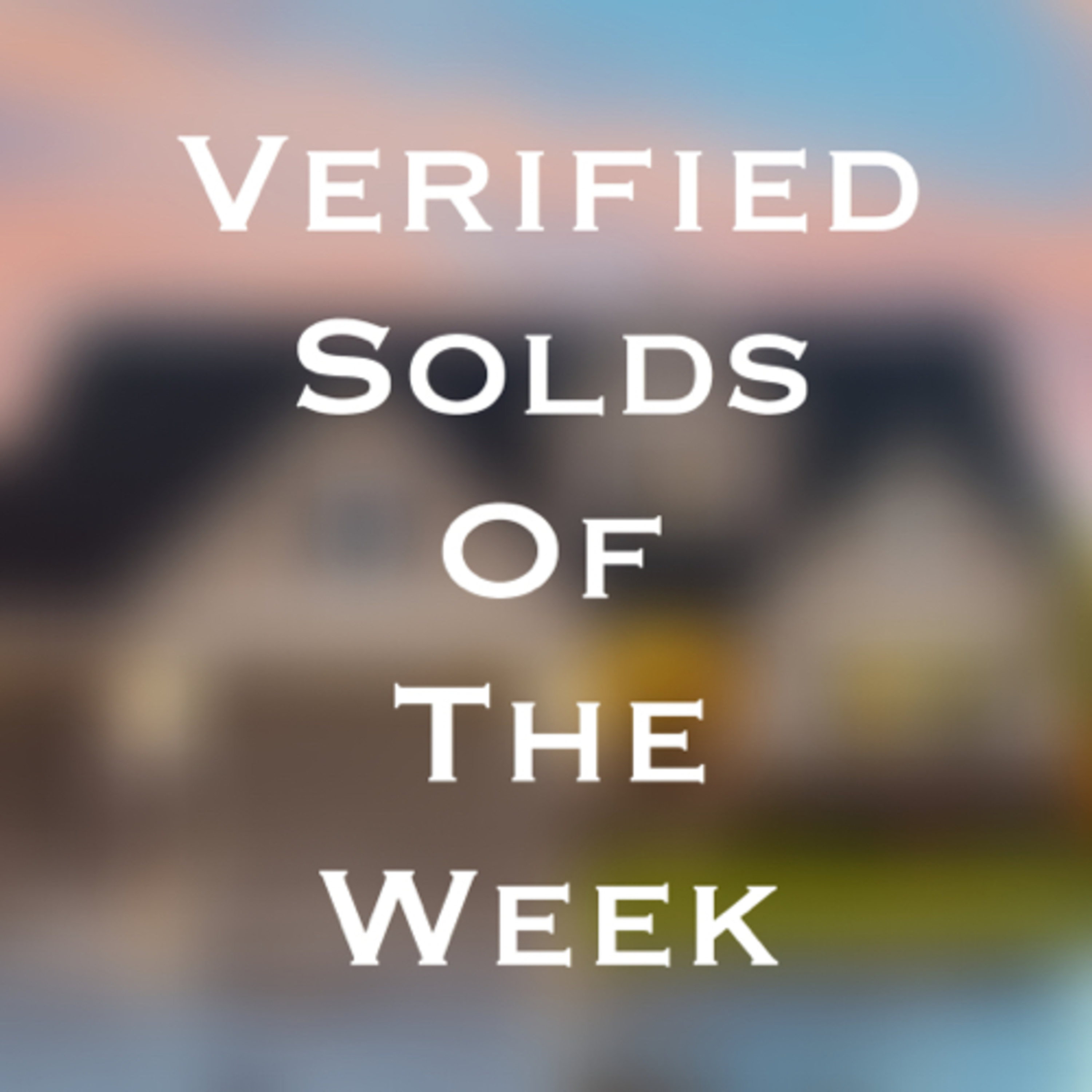 Episode 178: Verified Solds of the Week for Dec 6, 2019