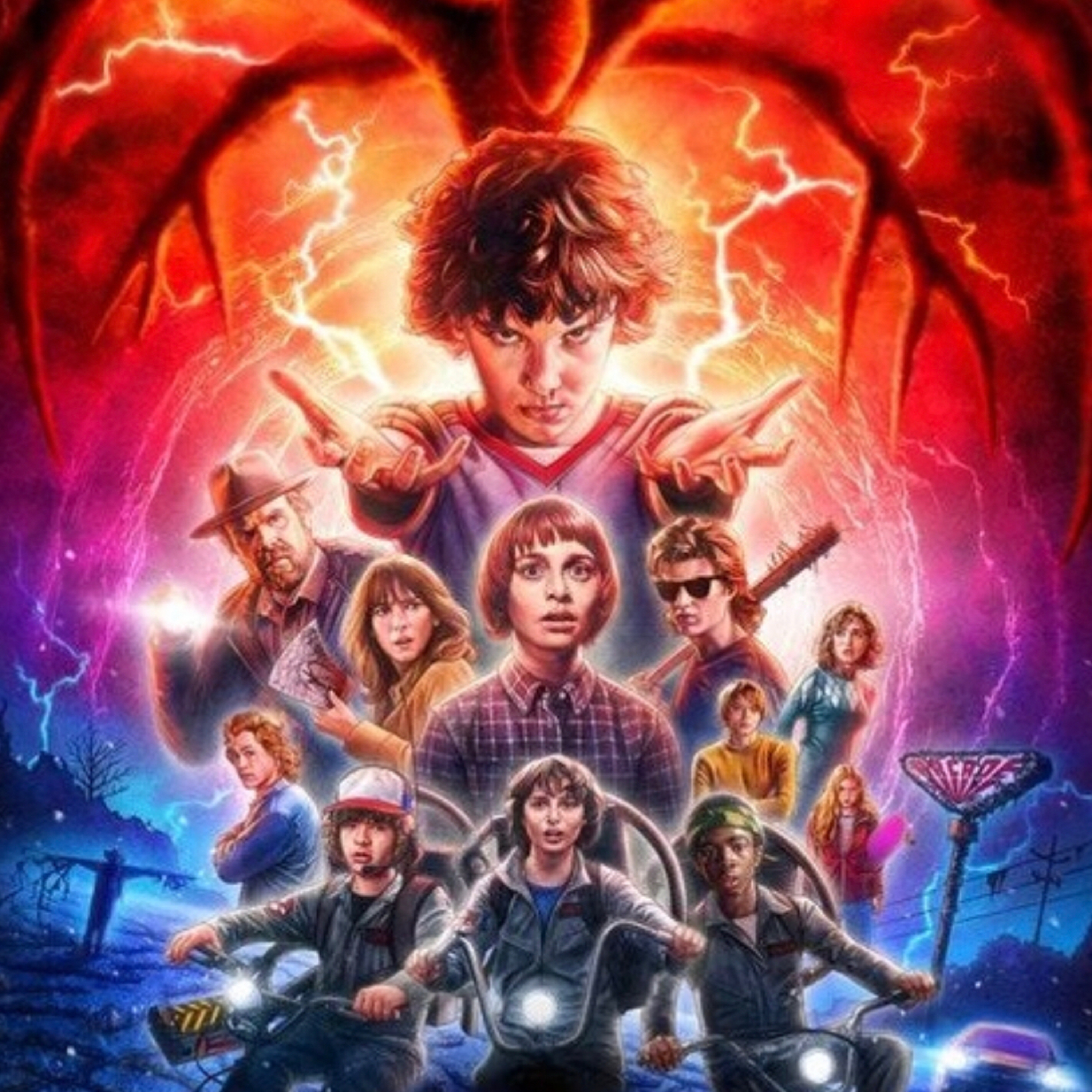 Stranger Things Season 3 Trailer, Hosting the DC Comics News Spinner Rack Podcast, A Podcast Prediction Comes True, GDC 2019 is Here, and a Preview of My Interview with Wine Reviewer Steve Heimoff