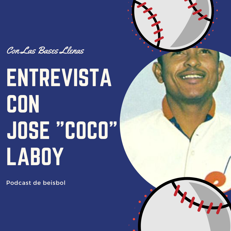 """Entrevista con el ex grandes ligas boricua: Jose """"Coco"""" Laboy"""