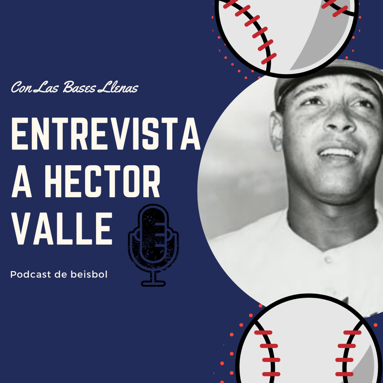 Entrevista con el ex grandes ligas: Hector Valle, primer receptor boricua en las mayores