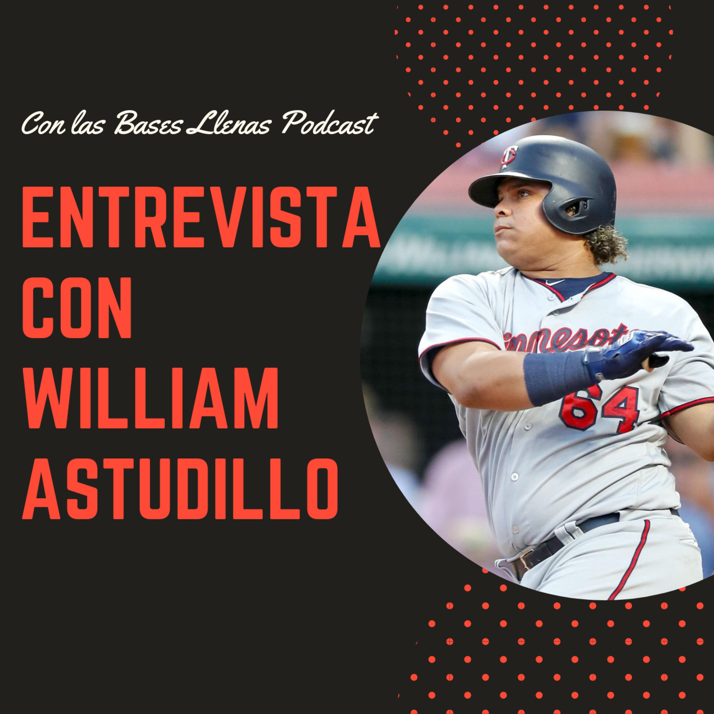 Entrevista a William Astudillo de los Minnesota Twins