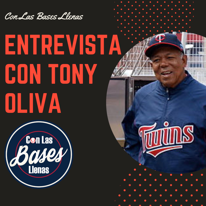 Entrevista con Tony Oliva, leyenda cubana del beisbol de Grandes Ligas