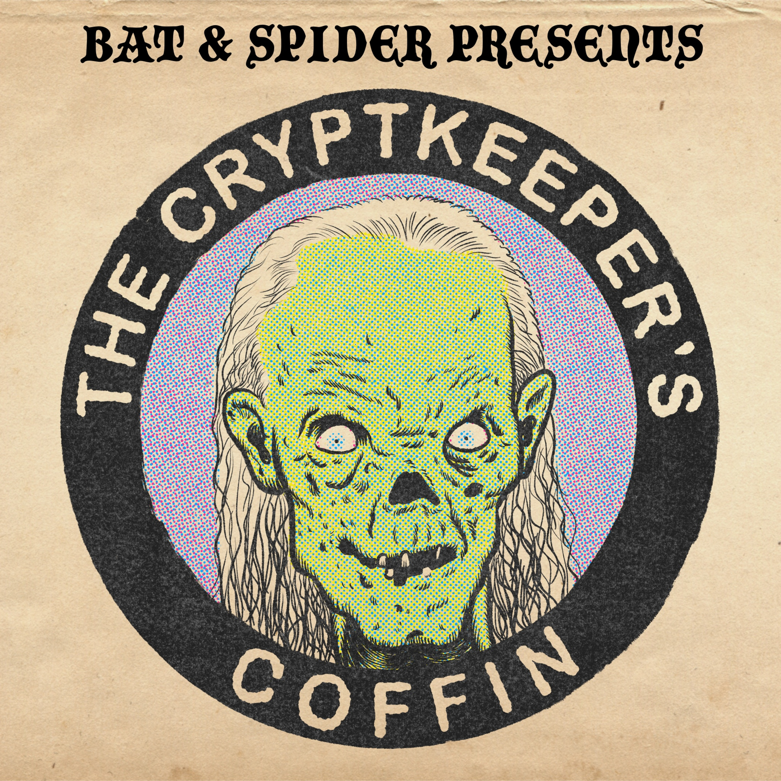 The Crypt Keeper's Coffin 001 - The Man Who Was Death