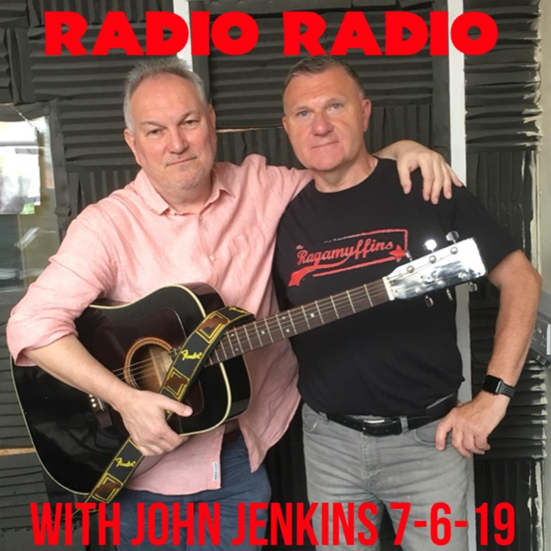 RADIO RADIO: The Gezzy 07-06-19