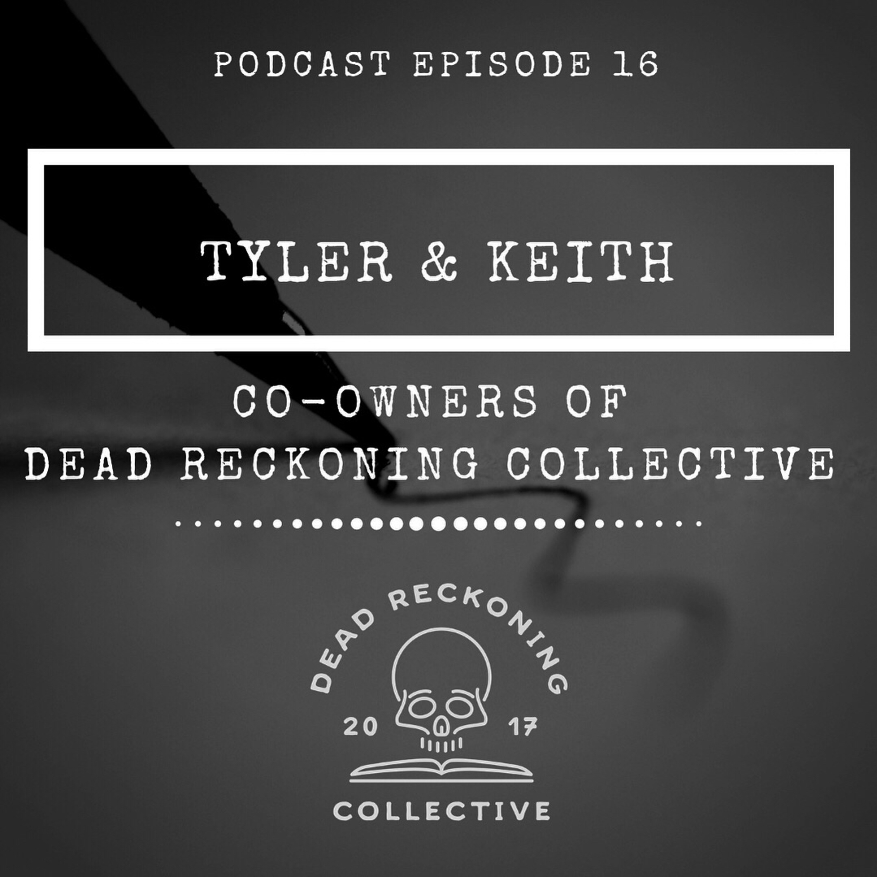 "DRC16: Tyler & Keith talk ""Fact & Memory"""