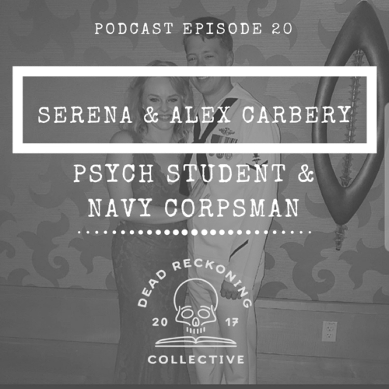 DRC20: Serena & Alex Carbery
