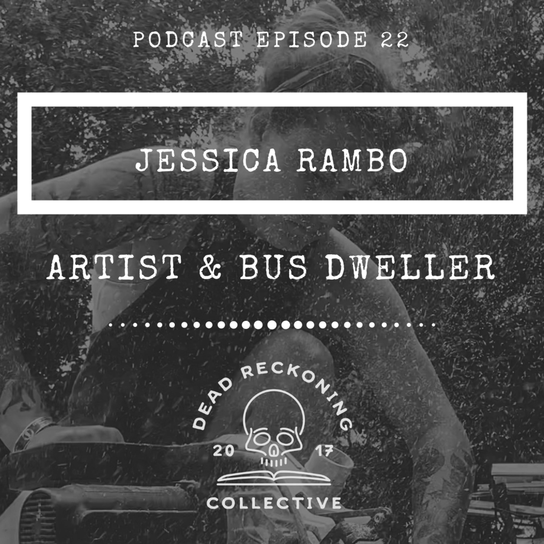 DRC22: Jessica Rambo [Painted Buffalo Travel Studio]