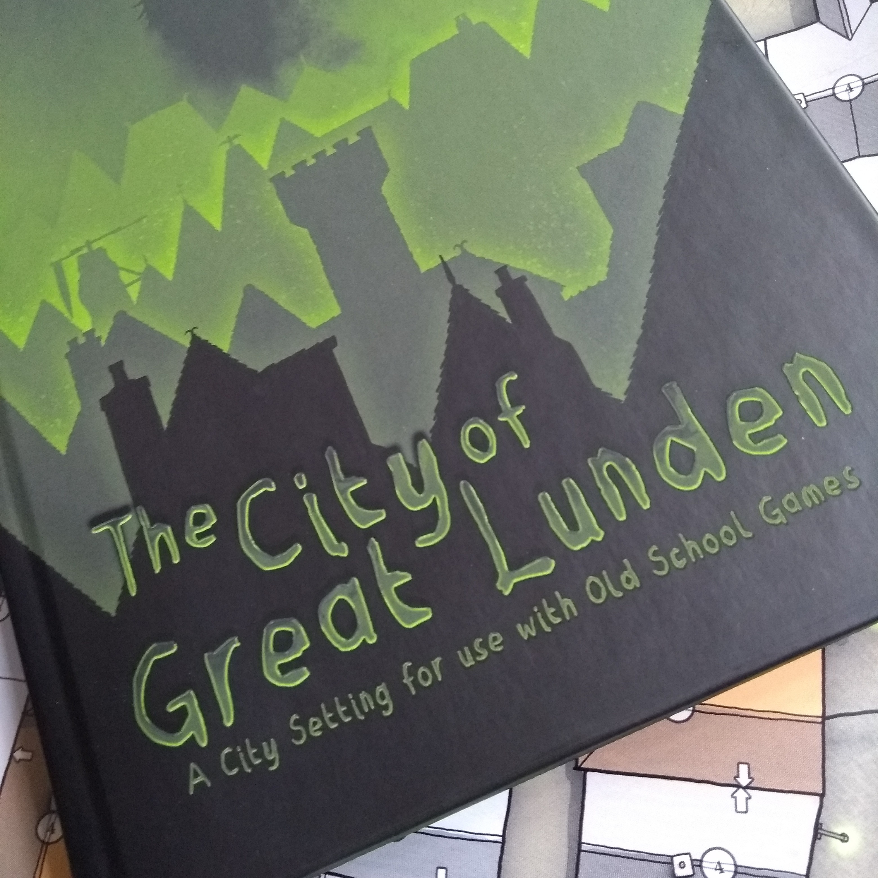 172 The City of Great Lunden - Unboxing and Initial Impressions.